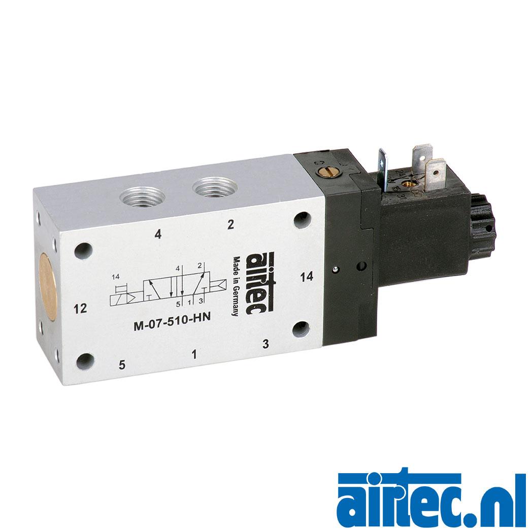 M-07-511-HN-Z00 Atex ventiel zonder spoel :