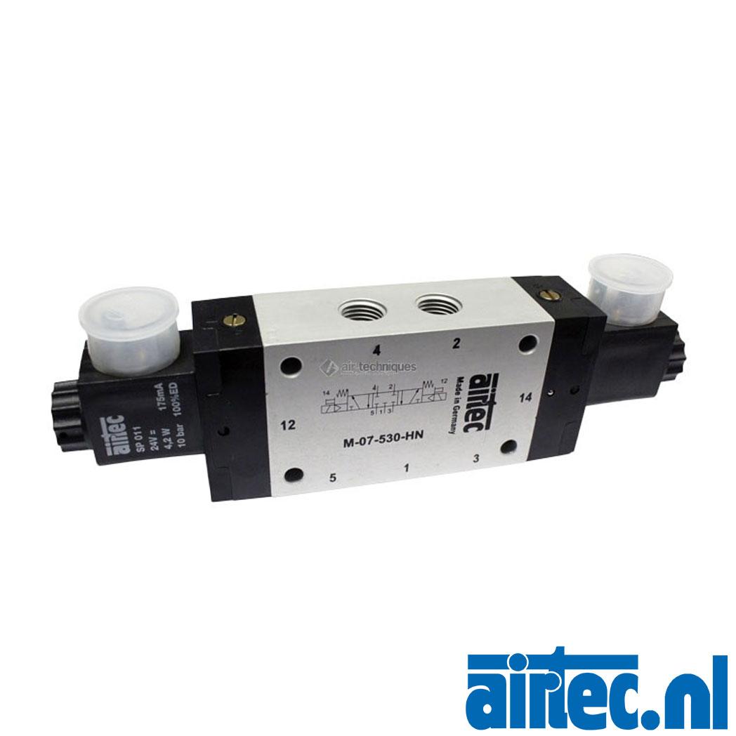 M-07-530-HN-Z00 Atex ventiel zonder spoel :