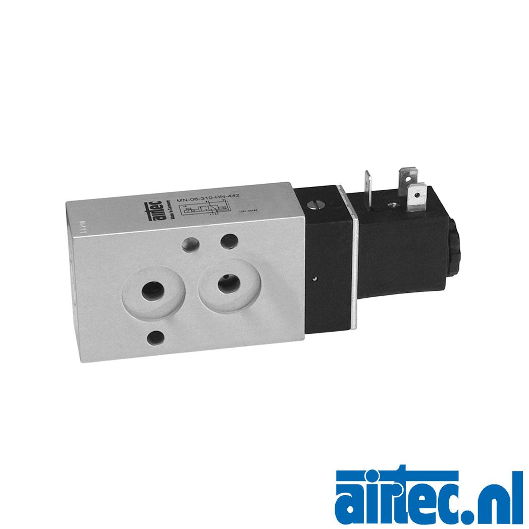 MN-06-310-HN-Z00 Atex ventiel zonder spoel