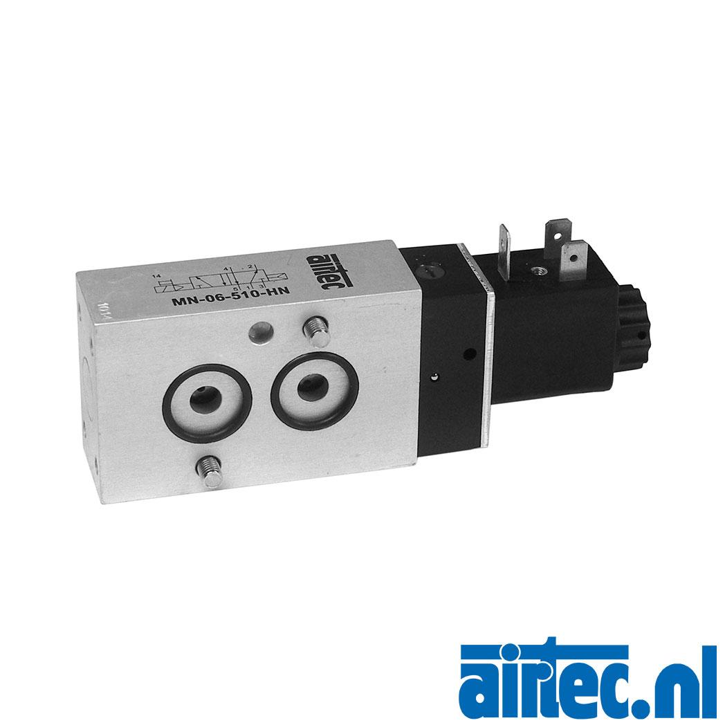MN-06-510-HN-Z00 Atex ventiel zonder spoel